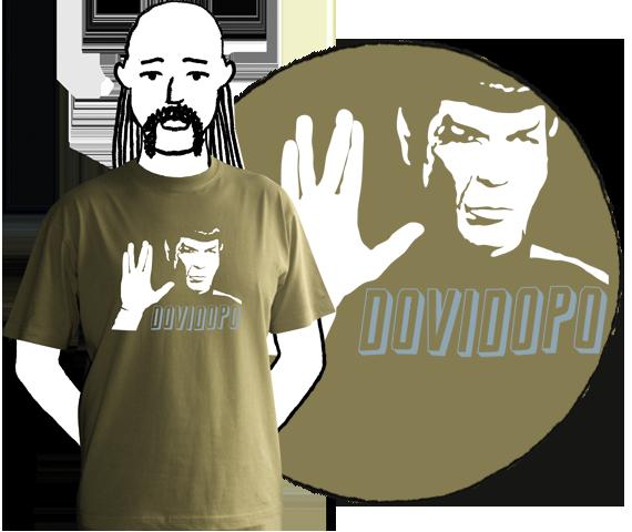 Pánske tričko Dovidopo