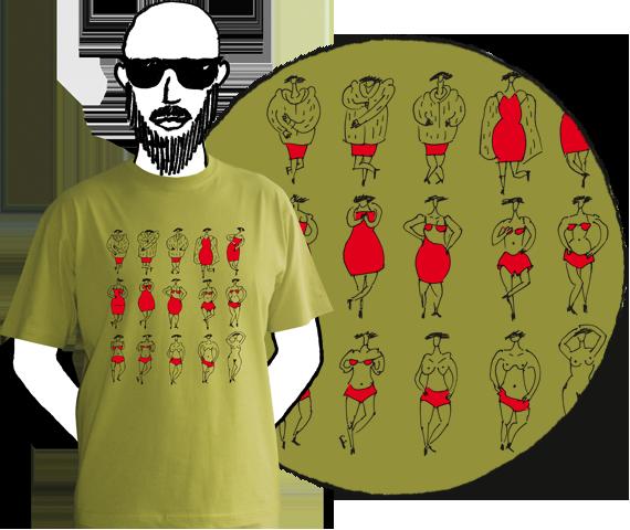 Pánske tričko SEXICA