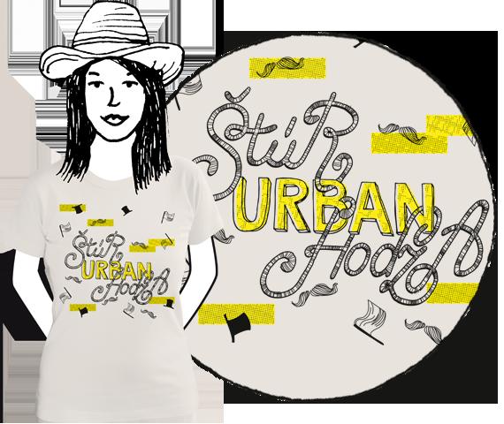 Dámske tričko Urban