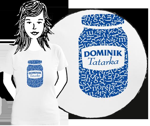 Dámske tričko Tatarka